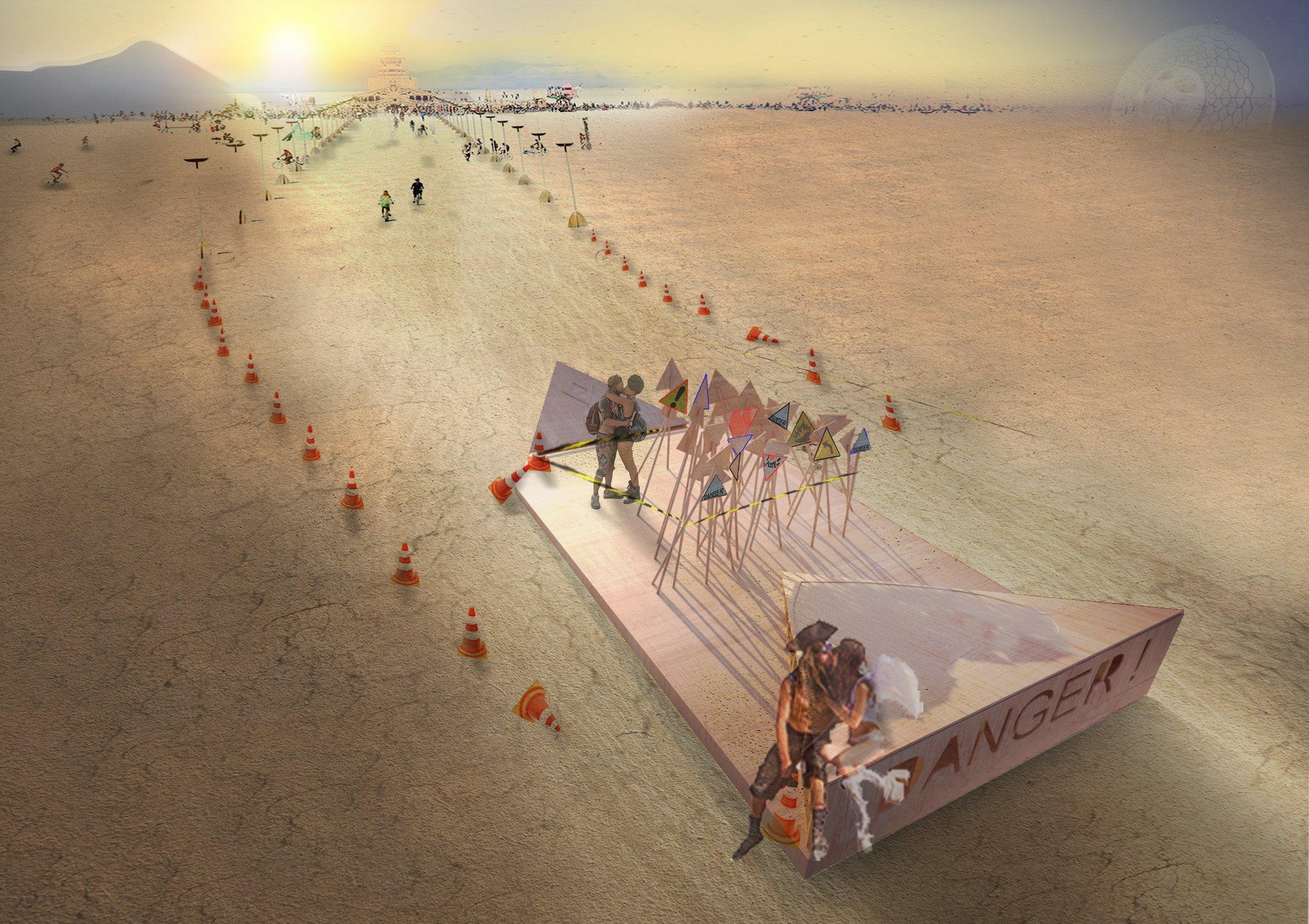 Burning Man Festival (1)