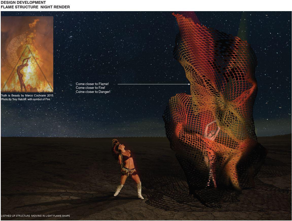 DANGER! Burning Man Festival | Nevada | US