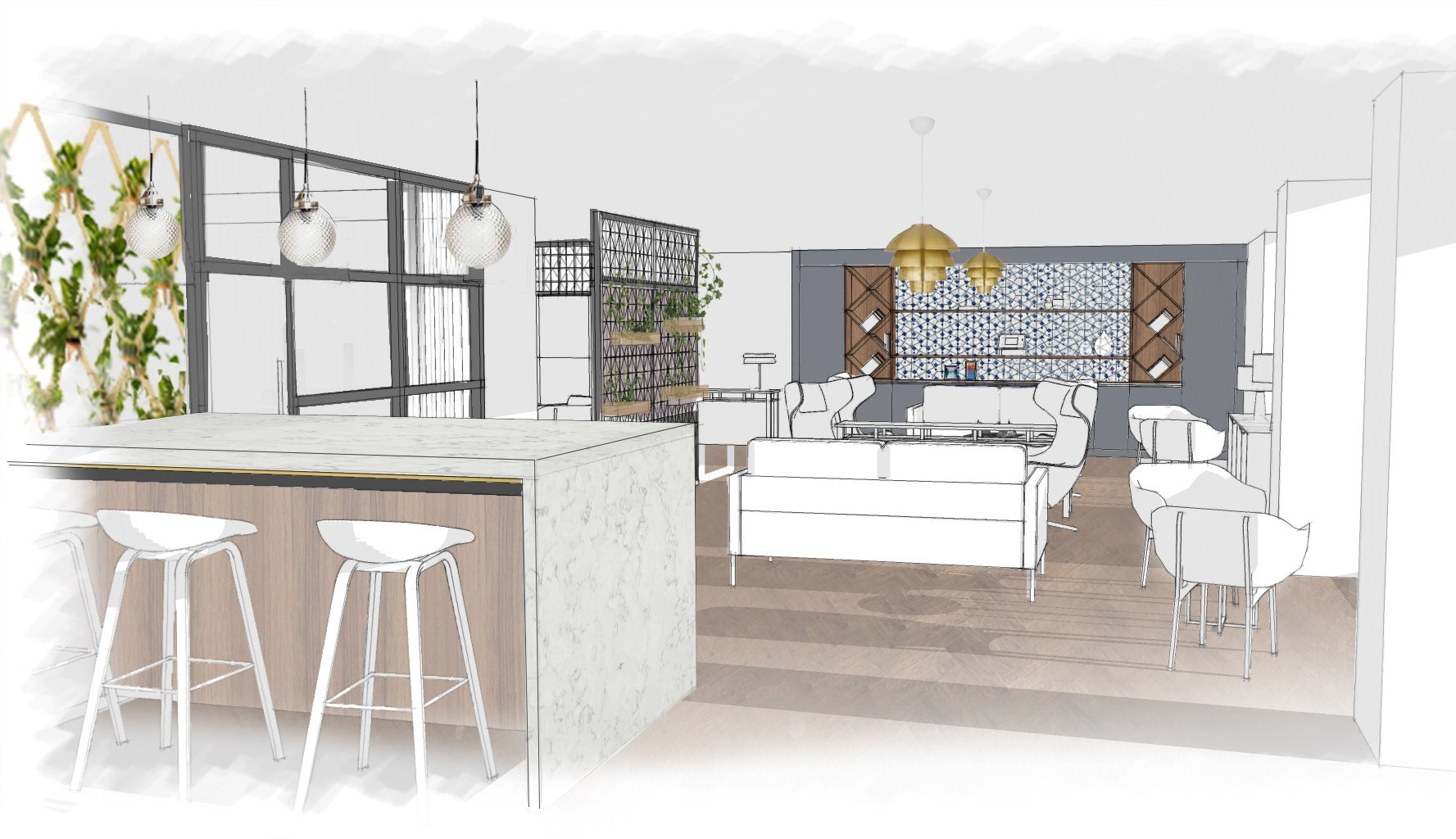 Dower Common Area Project (2)