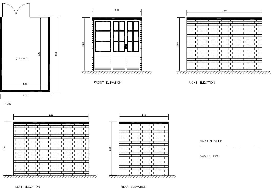 Garden Shed Application Project | London