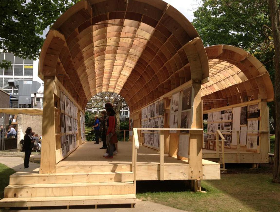 Grand Pavilion Degree Show Design | Brighton