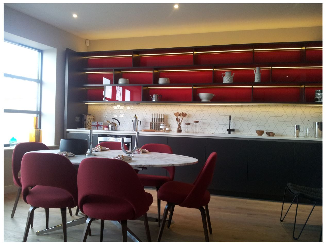 High end Apartment Interior Design Project London (4)