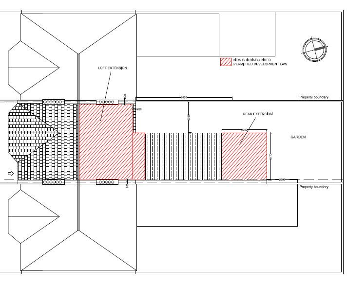 Residential House Extension   London