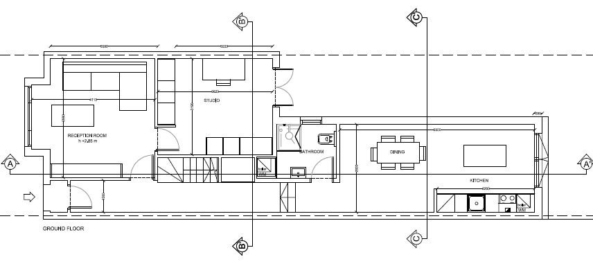 Residential House Extension London (3)