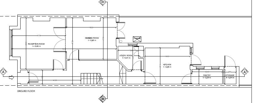 Residential House Extension London (6)