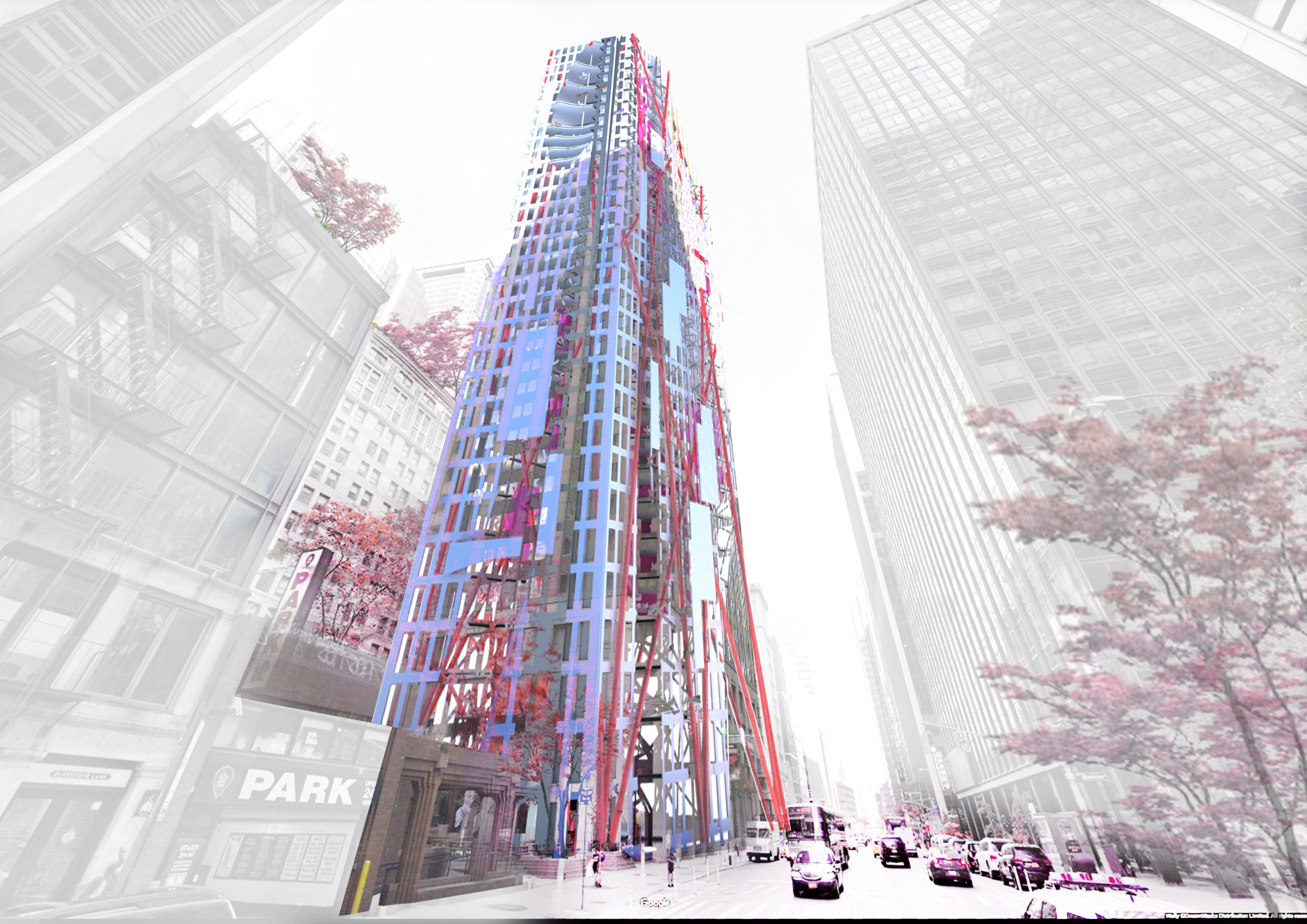 Urban Escapism Tower | New York