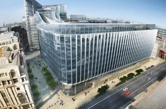 GS HQ London