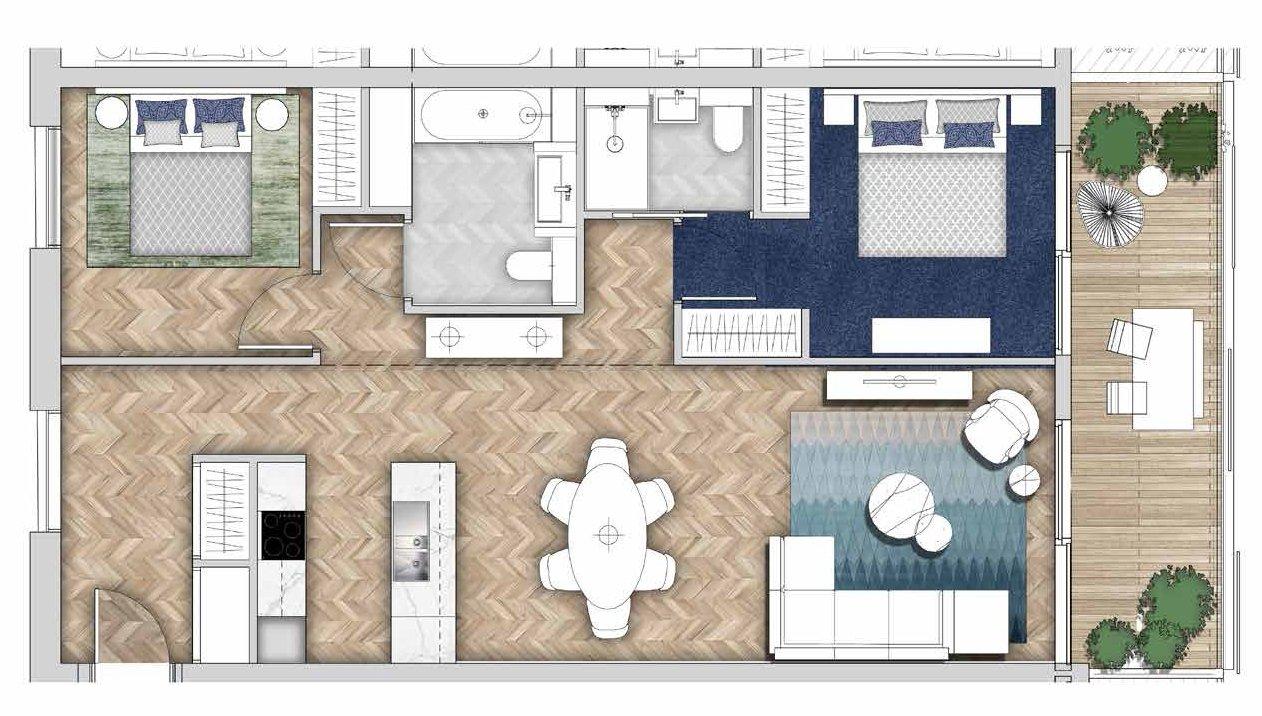 Nile Street | Interior Design in London