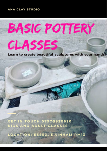 Basic Pottery Classes-3